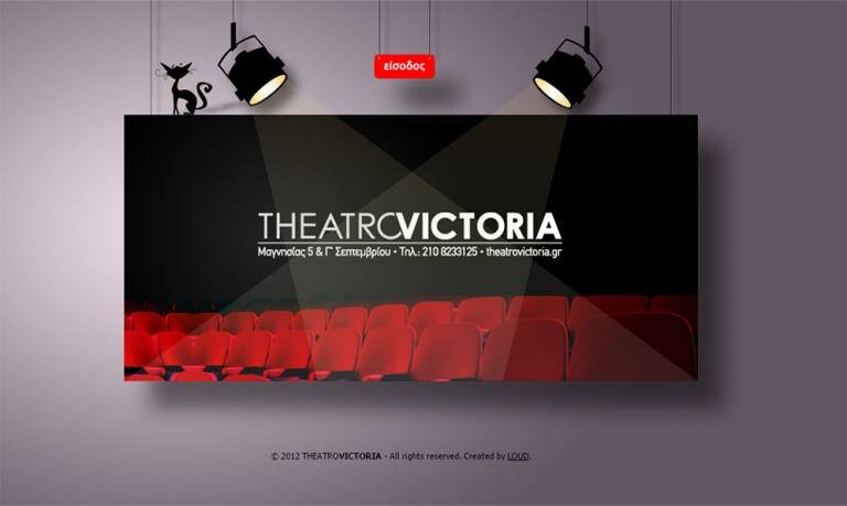 loud web communications theatro victoria